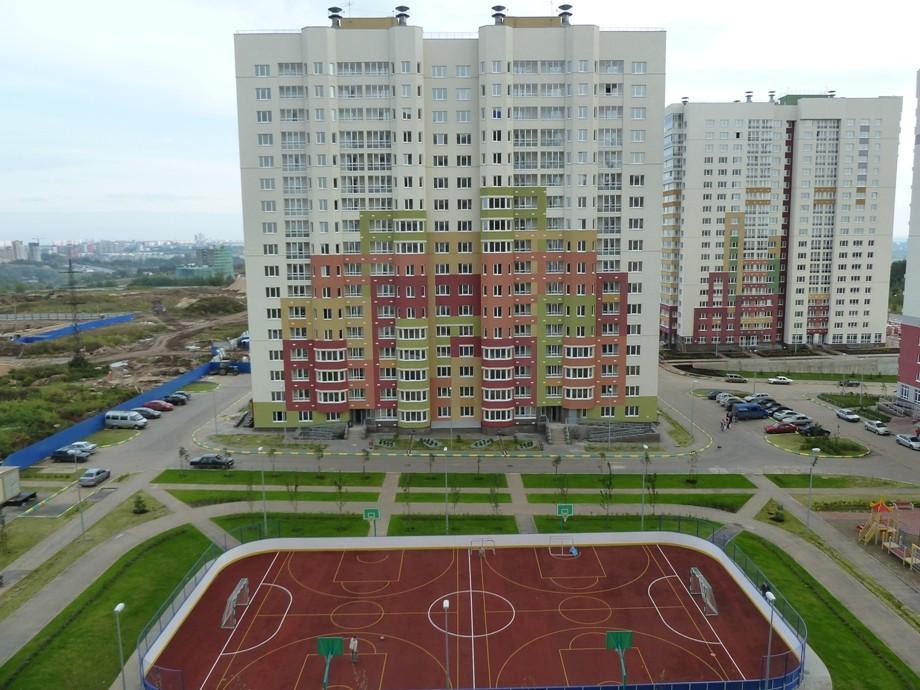 ЖК Цветы - Нижний Новгород